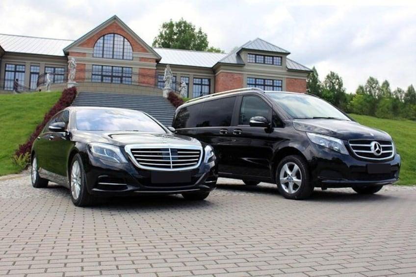 Premium VIP Car Transport Service