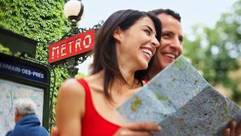 Paris Visite Public Transportation Pass