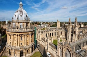 Oxford City to London Heathrow Airport Private Transfer Service