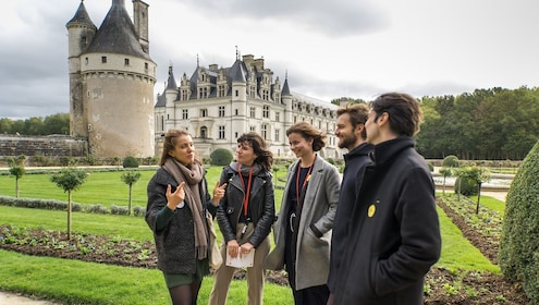 2-Day Da Vinci Loire Valley Castles from Paris