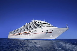 Private Luxury One-Way Cruise Port Transfer from Los Angeles
