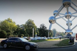 Private Transfer from Bruges to Brussels By Business car