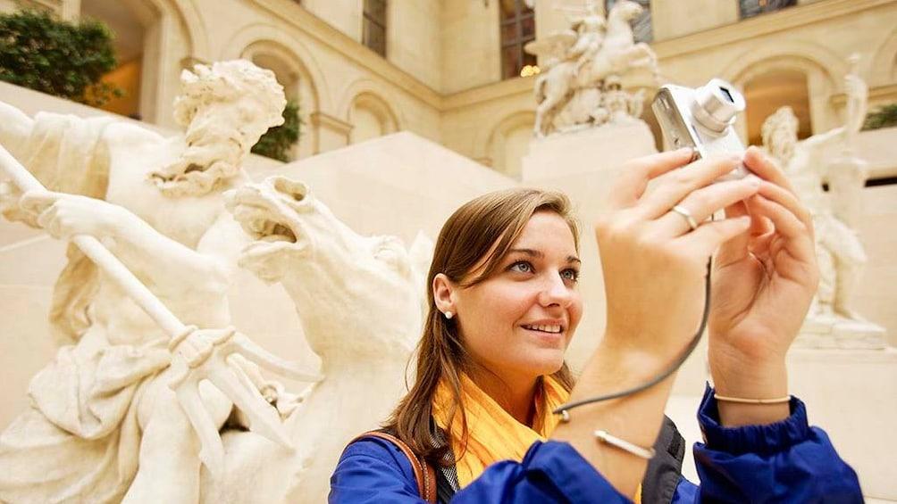 正在顯示第 5 張相片,共 10 張。 Skip-the-Line Louvre Museum Audio Tour
