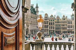 Private tour : Best of Brussels From Zeebrugge or Bruges Full day