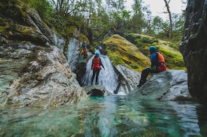 Full Day Canyoning Experience - Routeburn