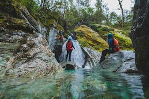 Routeburn Explorer Full Day Canyoning Trip