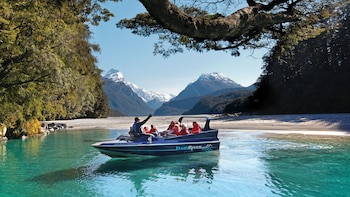 Wilderness Jet Boat Tour
