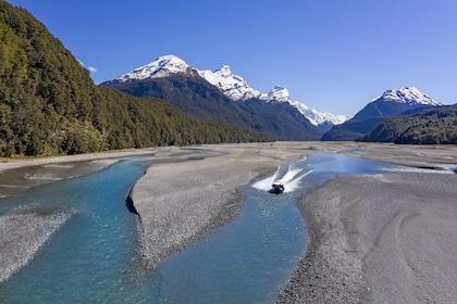 Funyak Canoe & Jet Boat Tour