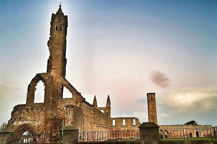 Show item 4 of 10. St Andrews Day Tour & Sightseeing