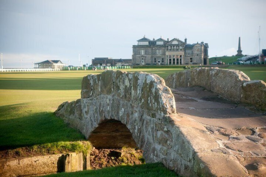 St Andrews to Glasgow Luxury Private Transfers