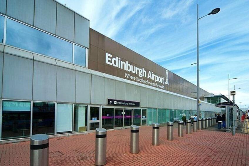 Edinburgh to Dundee Luxury Transfer with Scottish Driver
