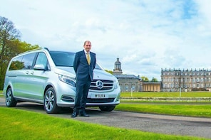 Dundee to Glasgow Luxury Taxi Transfer