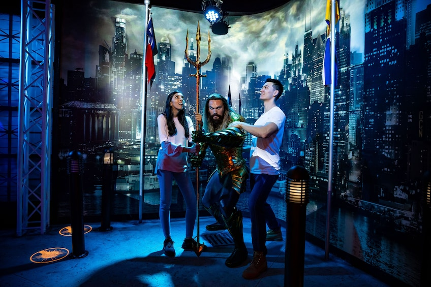 Show item 4 of 7. Madame Tussauds Sydney - Fast-Track Admission