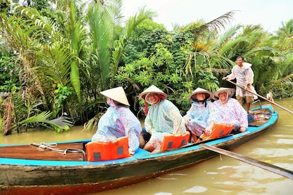 From Ho Chi Minh: City Small-Group Mekong Discovery Tour