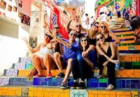 Rio de Janeiro: passeio de exploração em pequenos grupos em Santa Teresa