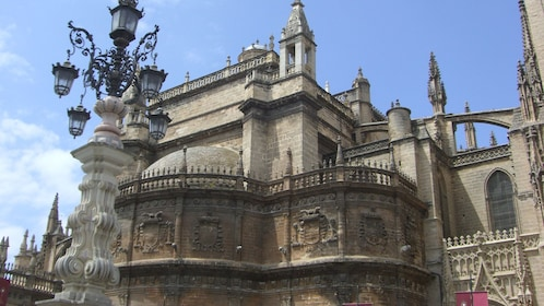 Historic building in Seville