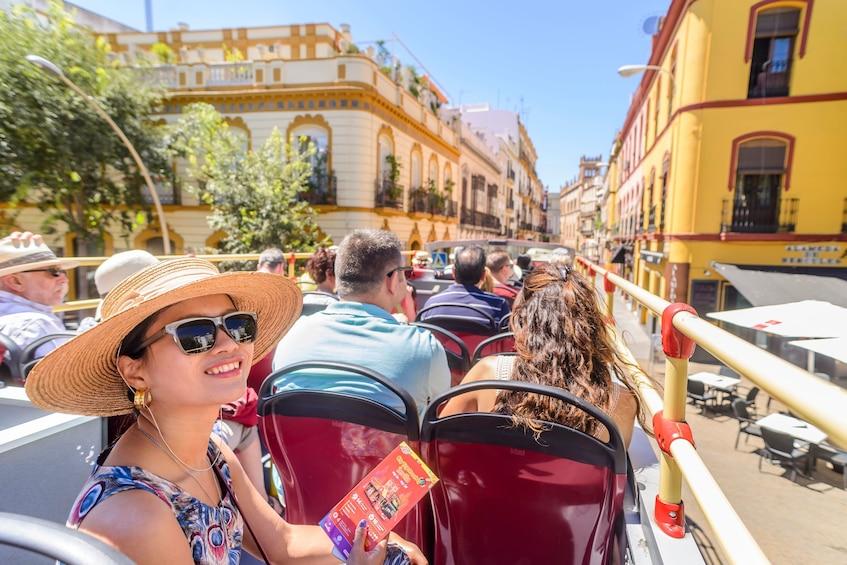 Seville Hop-On Hop-Off Bus Tour