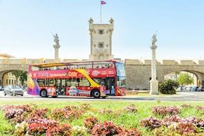 Tour in autobus hop-on hop-off di Cadice