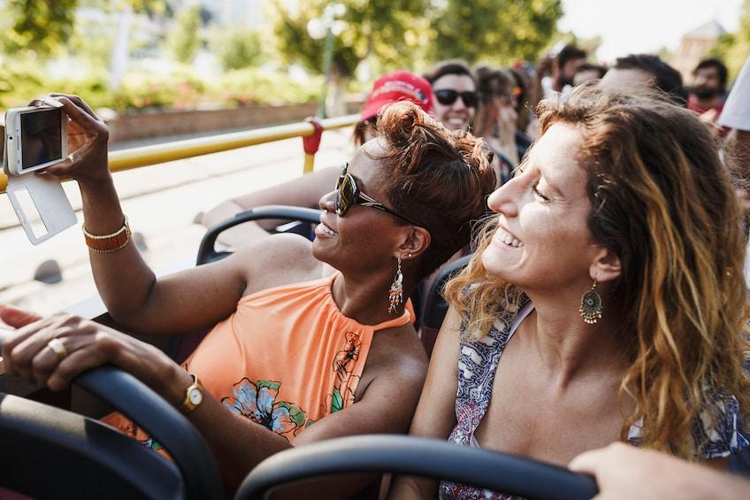 Cadiz Hop-On Hop-Off Bus Tour