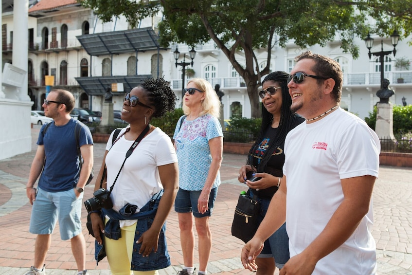 Show item 1 of 9. Small-Group Panama Canal & City Tour