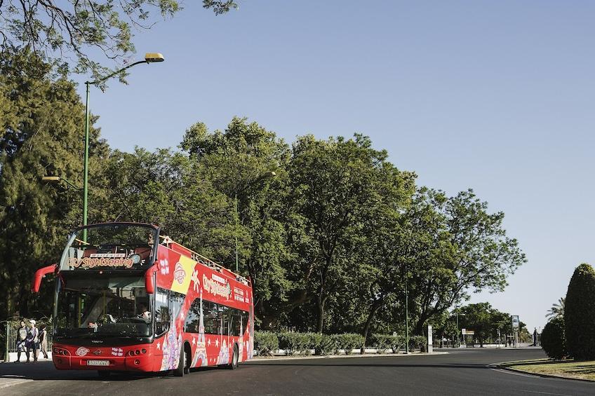 Show item 3 of 10. Funchal Madeira Hop-On Hop-Off Bus Tour