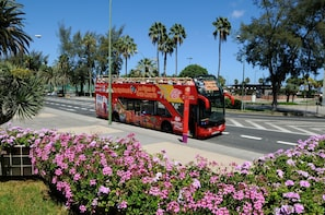 Hop-on, hop-off-bustour door Las Palmas