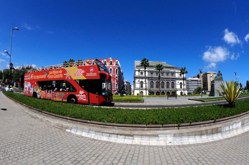 Las Palmas Hop-On Hop-Off Bus Tour