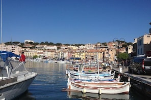 Toulon Shore Excursion: Full Day Private Tour of Provence Villages Cassis, ...