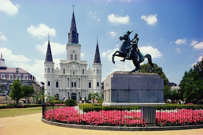 Jackson Square Historical landmark in New Orleans, Louisiana