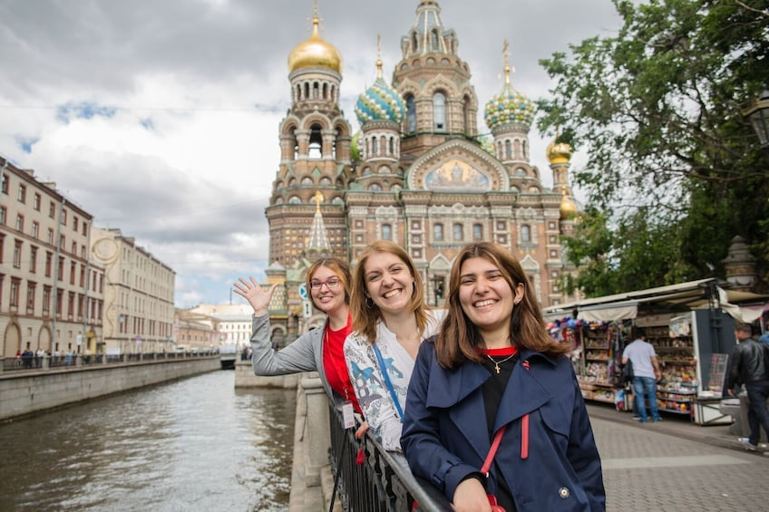 Show item 1 of 8. Small-Group St. Petersburg Discovery Tour with Lunch