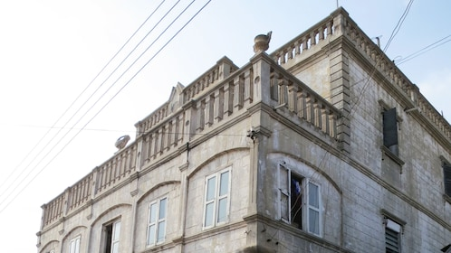 Historical building in Accra