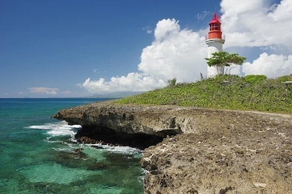 Pointe des chateaux in a Private luxury SUV & guide !