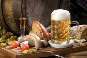 Karlovy Vary & Krusovice Brewery Private Day Trip from Prague for up to 8 p...