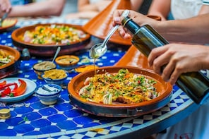 Marrakech: Small-Group Tagine Cooking Class