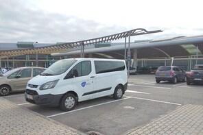 Faro Airoport Transfer To Carvoeiro (8 Seats Vans)