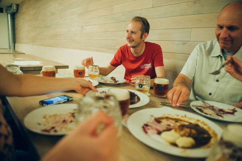 Show item 2 of 8. Prague: Beer & Tapas Tasting Small-Group Tour