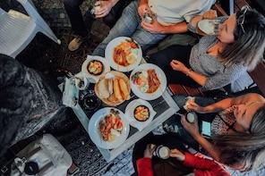 Tour durch Prag in einer kleinen Gruppe mit Bier und Tapas