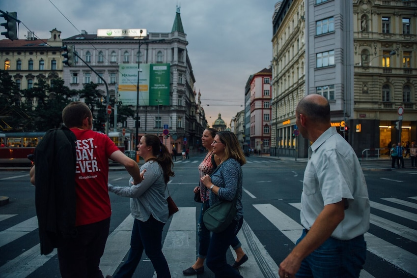 Show item 3 of 8. Prague: Beer & Tapas Tasting Small-Group Tour