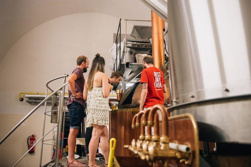 Show item 5 of 8. Prague: Beer & Tapas Tasting Small-Group Tour