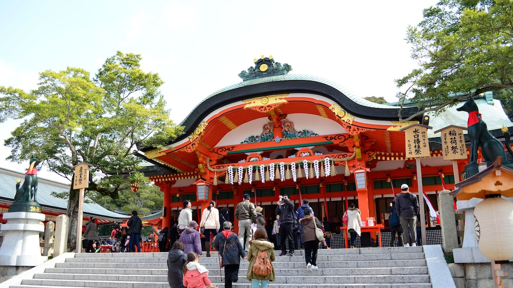 Show item 5 of 10. ornate building in Tokyo