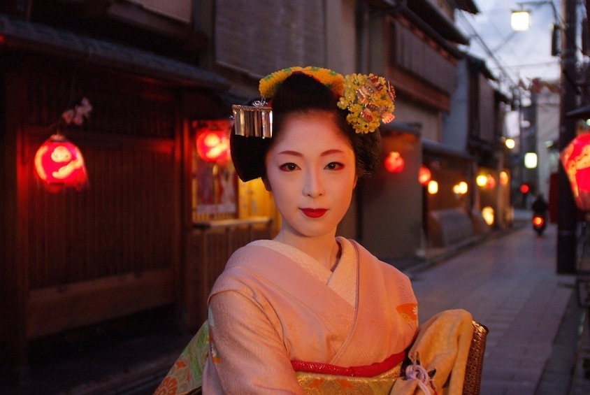 Show item 3 of 10. Kyoto: Small Group History & Cultural Walking Tour