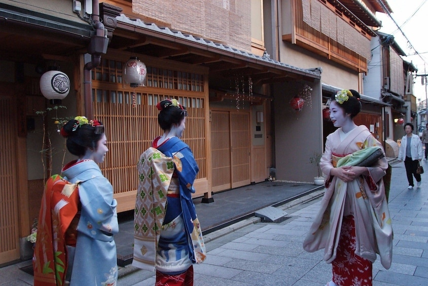 Show item 4 of 10. Kyoto: Small Group History & Cultural Walking Tour