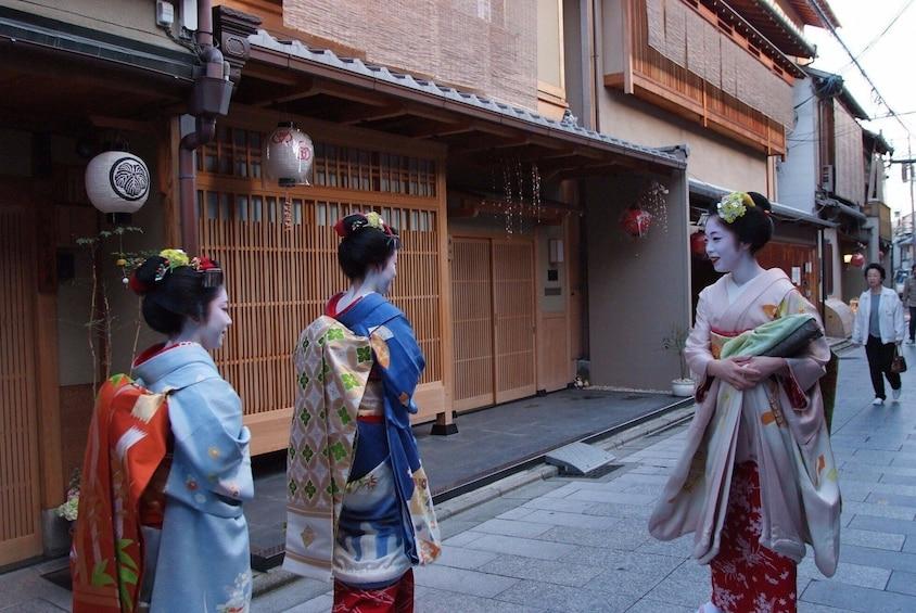 Kyoto: Small Group History & Cultural Walking Tour