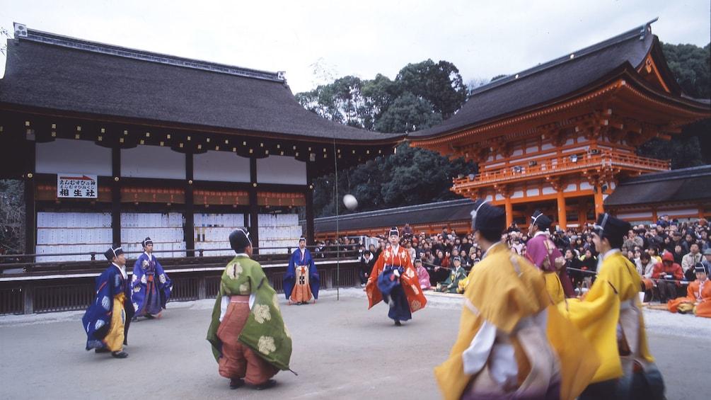 Show item 4 of 5. Dancers in Tokyo