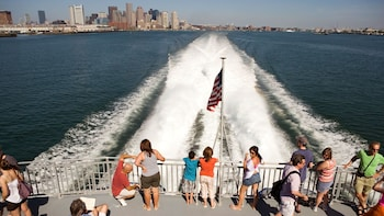 Boston-Provincetown Fast Ferry (Cape Cod)