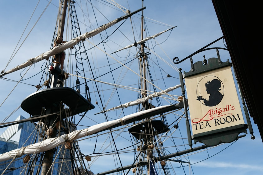 Show item 2 of 10. Boston Tea Party Ships & Museum Experience