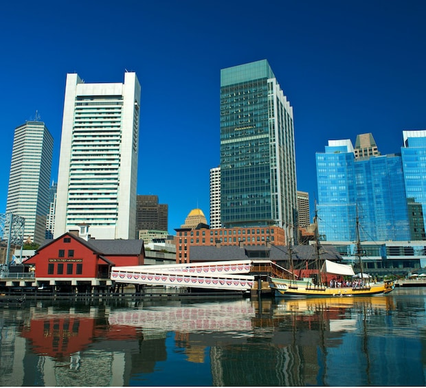Show item 4 of 7. Boston Tea Party Ships & Museum Tickets