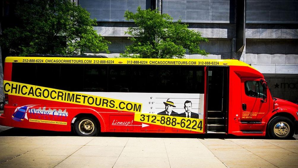 Show item 1 of 8. Chicago Mob Tour: Criminals & Gangsters Bus Tour
