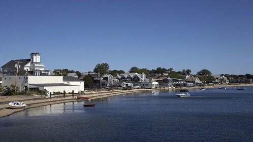 Seaside town in Cape Cod