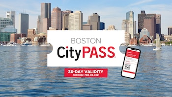 Boston CityPASS : entrée à 4 attractions principales de Boston